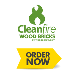 Wood Stove Heat Brick Fuel