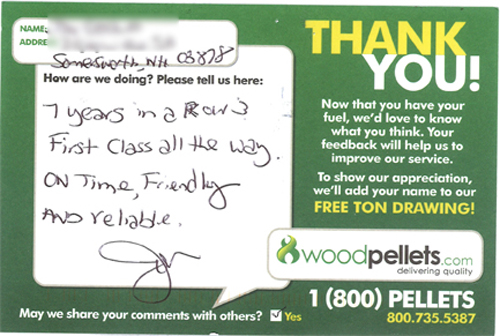 Woodpellets.com Review