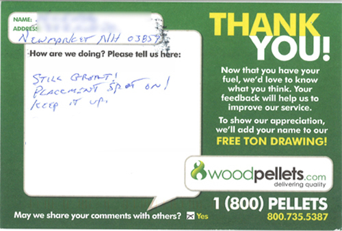 RI Wood Pellets