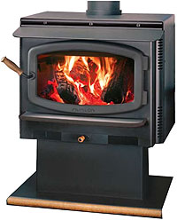Avalon Rainier Wood Stove Features And Specifications