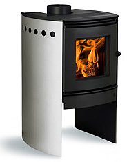 Bosca Spirit Inox 550 Wood Stove Features And Specifications
