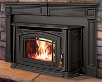 Wood Fireplace Inserts On Pinterest Wood Stoves