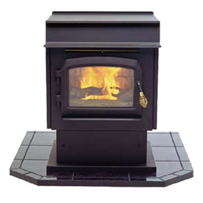 Glow Boy Freestanding Pellet Stove Features And Specifications