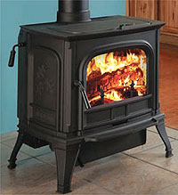 features our wood pellet stoves corn stoves alternative heating info
