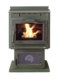 Harman P43 Pellet Stove Features And Specifications