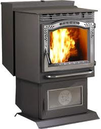 harman p61a pellet stove the harman p61a pellet stove relies on state