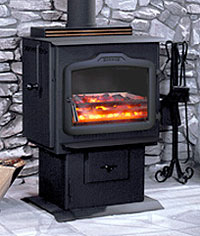 Harman Tlc 2000 Wood Stove Features And Specifications