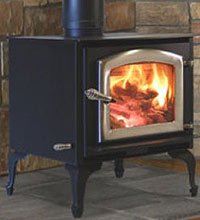 Kuma Aspen Wood Stove Features And Specifications