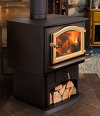Kuma Ashwood Wood Stove Features And Specifications