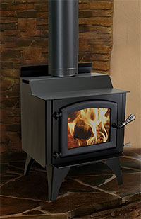 Kuma Tamarack Wood Stove Features And Specifications