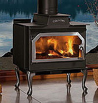 Lennox Country Legacy S260 Wood Stove Features And