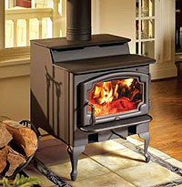 Lopi Endeavor Wood Stove Features and Specifications