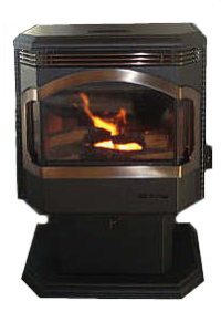 Lopi Pioneer Pellet Stove Features And Specifications