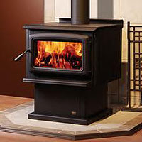 Pacific Energy The Summit Wood Stove Features And