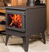 Pacific Energy True North Tn19 Wood Stove Features And