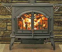 Quadra Fire Isle Royale Wood Stove Features And Specifications