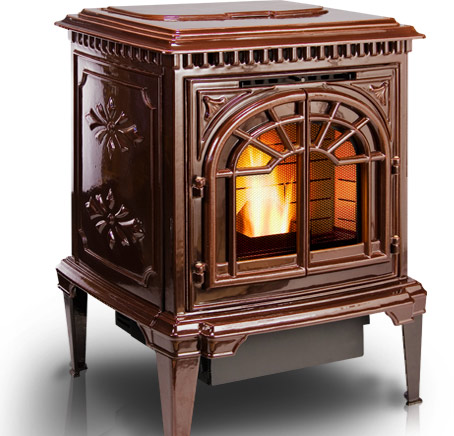St. Croix Greenfield Pellet Stove Features and Specifications