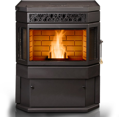 St. Croix Lincoln Pellet Stove Features and Specifications