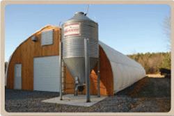 Bulk Wood Pellets Storage Automatic Systems