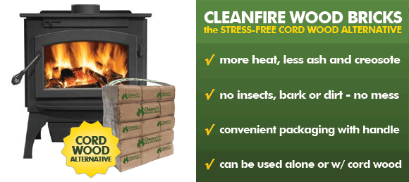 Cleanfire Bricks