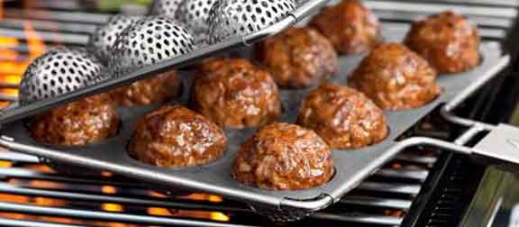 Meatball Basket