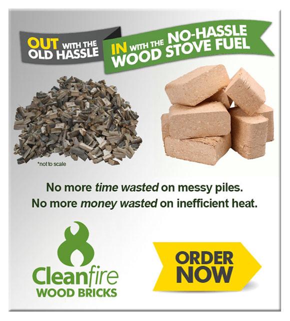 Firewood - Cordwood Alternative