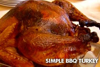 Easy BBQ Turkey