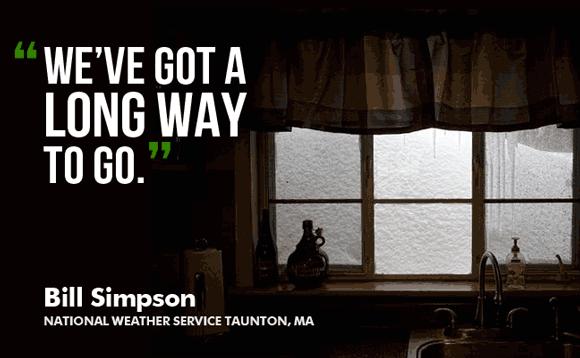 Snowfall New England