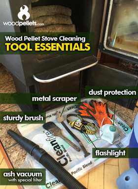 The Tools You Need to Clean Your Pellet Stove the Right Way