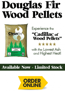 Woodpellets.com Cleanfire Douglas Fir