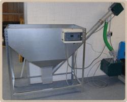 Wood Pellet Hopper & Bulk Wood Pellets Storage - Automatic Systems
