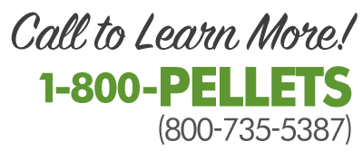 Call Us To Learn More About Wood Pellets and Storage Covers