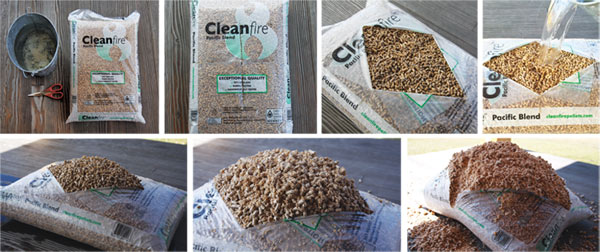 Wood Pellets as Horse Bedding