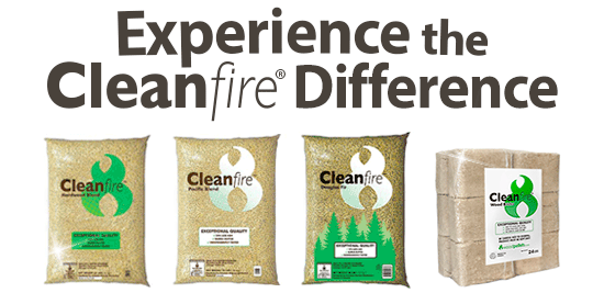 Experience the CleanFire Difference!