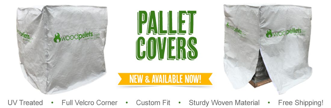 Pallet Covers Available Now