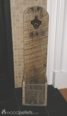 DIY Wood Pallet Bottle Opener
